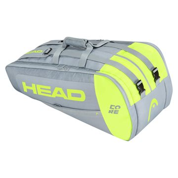 Produkt Head Core 9R Supercombi Grey/Neon Yellow 2021