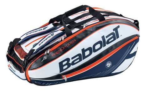 Babolat Pure Aero Racket Holder X12 French Open 2016