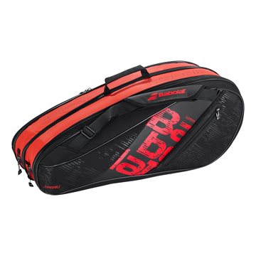 Produkt Babolat Team Line Racket Holder Expandable Black/Red