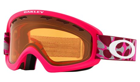 OAKLEY O Frame 2.0 XS Octoflow Coral Pink w/Persimmon 18/19