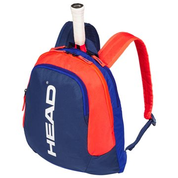 Produkt HEAD Kids Backpack Blue/Orange 2019