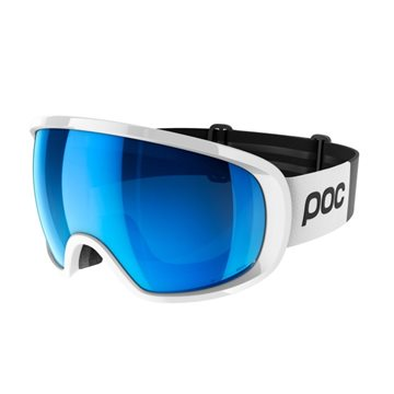 Produkt POC Fovea Clarity Comp Hydrogen White/Spektris Blue + No Mirror 19/20