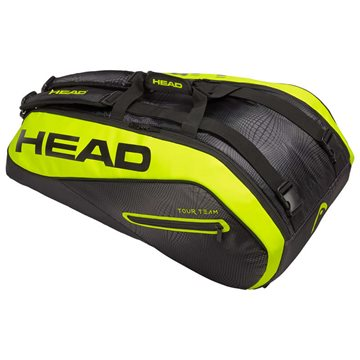 Produkt Head Tour Team Extreme 9R Supercombi Black/Yellow 2019