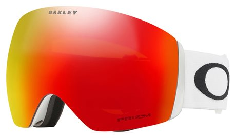 OAKLEY Flight Deck Matte White w/PRIZM Snow Torch Iridium 16/17
