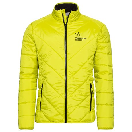 Head Race Kinetic Jacket Men Yellow