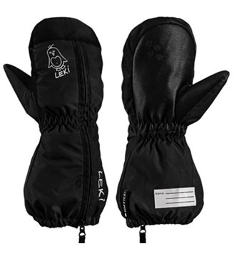 Produkt Leki Little Sleeve Mitt black 643889401 18/19
