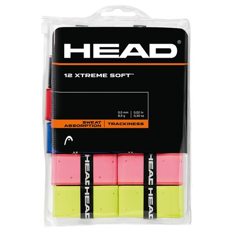 HEAD XtremeSoft 12x Assorted