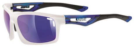 UVEX SGL 700, WHITE BLUE