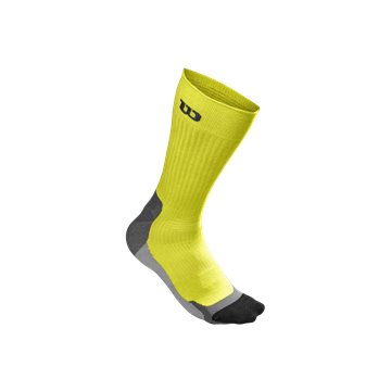 Produkt Wilson M Color High End Crew Sock Yellow
