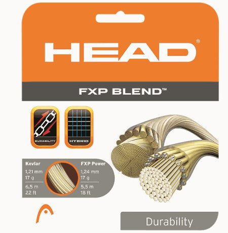HEAD FXP Blend, 12m 1,24 Natural