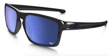 Produkt OAKLEY Sliver MotoGP Polished Black w/Ice Iridium