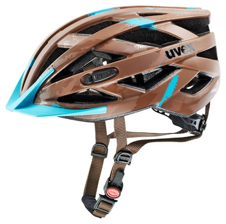 UVEX I-VO CC, BROWN-LIGHT BLUE MAT